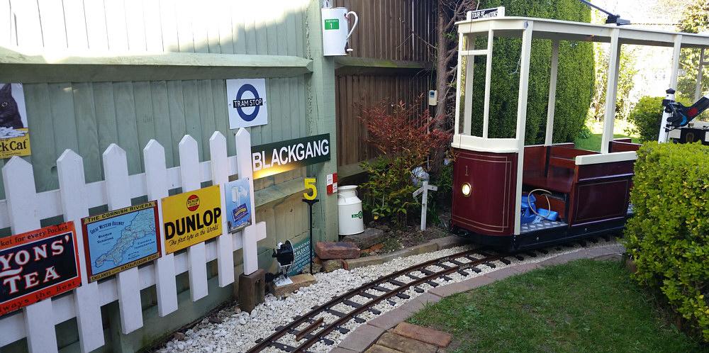 The Blackgang Railway