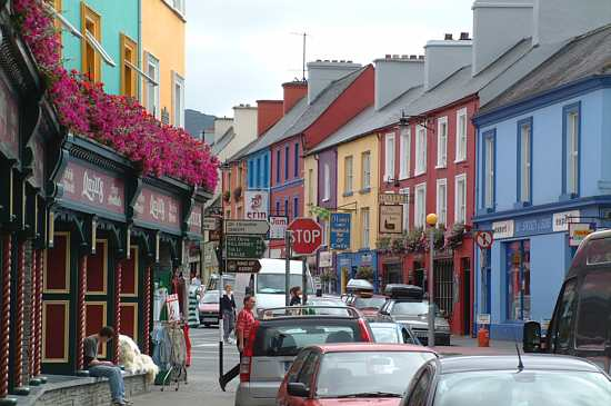 Kenmare Ireland  city pictures gallery : The music shop in the picture is well worth a visit. It sells just ...