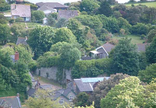 Isle Of Wight Photographs Upper Bonchurch 1