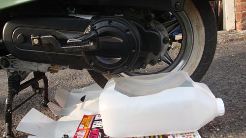 Maintain and service your Neco Abruzzi - engine and gearbox