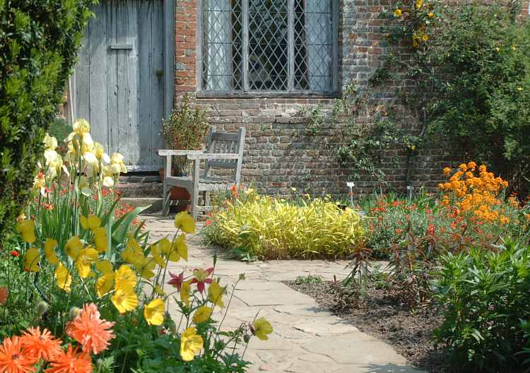 Sissinghurst Castle Gardens South Cottage 2